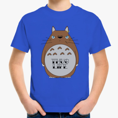 Детская футболка TONARI NO TOTORO