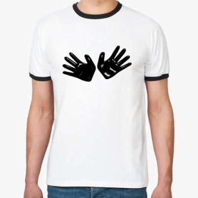 Футболка Ringer-T Руки