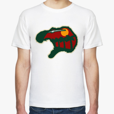 Футболка Динозавры (Мир Юрского Периода)