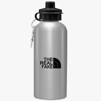Спортивная бутылка/фляжка The North Face(пародия)
