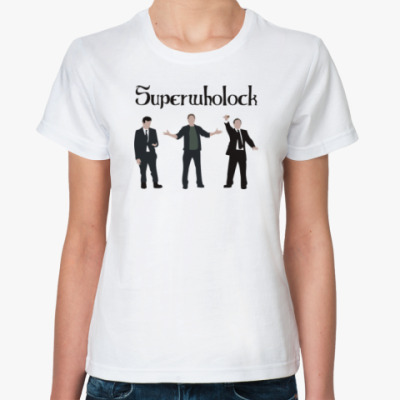Шерлок(Sherlock),Superwholock