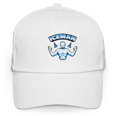 Кепка бейсболка Iceman