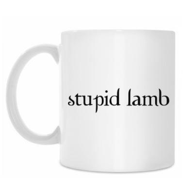 Кружка Stupid lamb