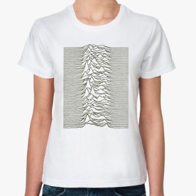 Классическая футболка Джой Дивижн