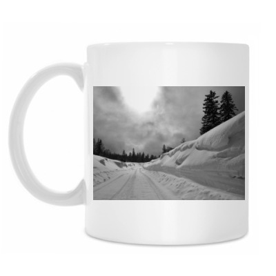 Кружка Snow Road