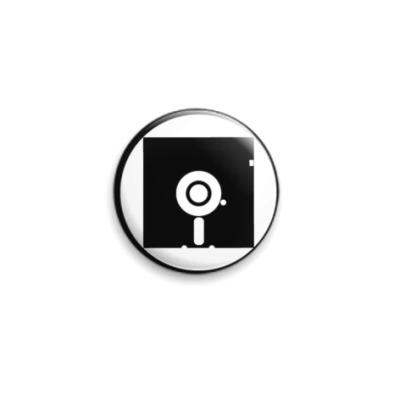 Значок 25мм Значок 25 мм - DEF CON #19