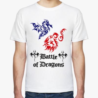 Футболка Battle Dragons
