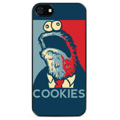 Чехол для iPhone COOKIES - Печеньки