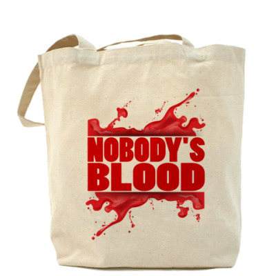 Сумка Nobody's Blood
