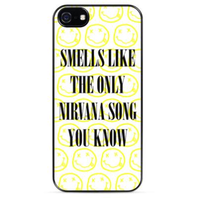 Чехол для iPhone Nirvana