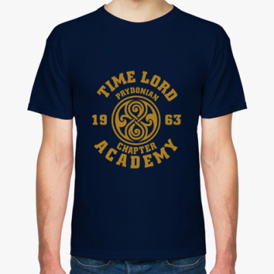 Футболка Gallifrey Academy