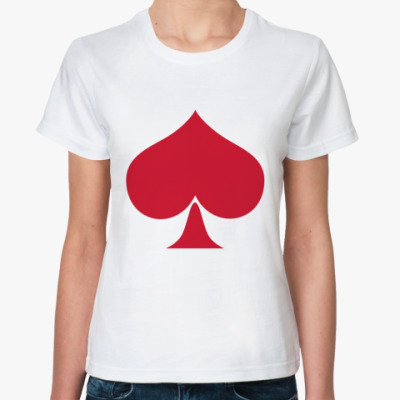Классическая футболка Вызываящая масть