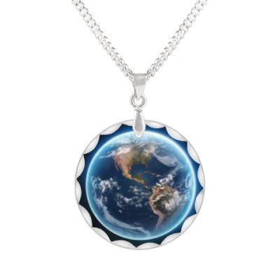 Кулон Geo Earth