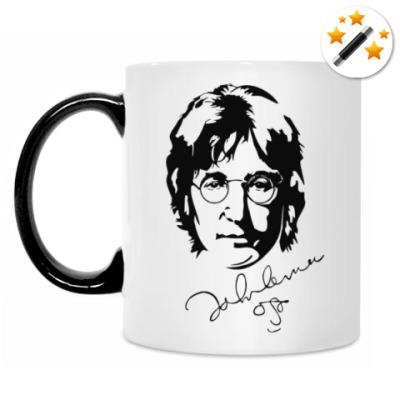 Кружка-хамелеон The Beatles - John Lennon