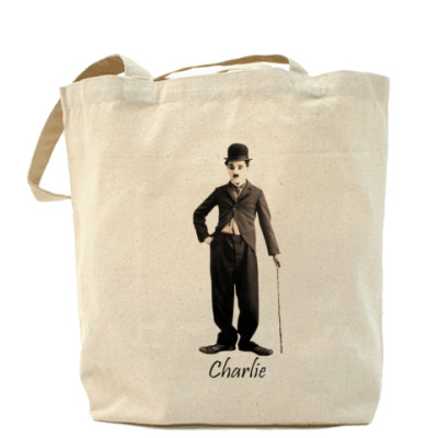 Сумка ``Чарли`` Холщовая сумка