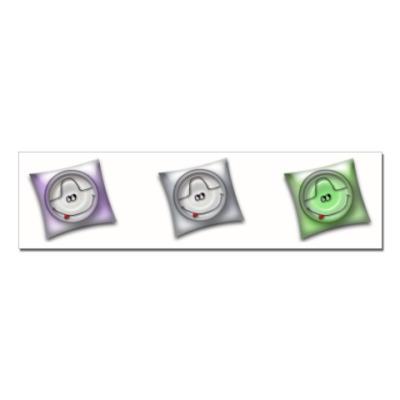 Наклейка (стикер) Condoms