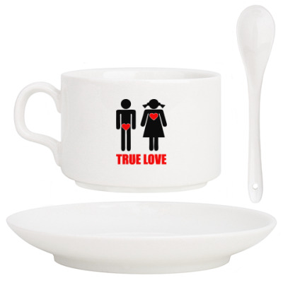 Кофейный набор True Love