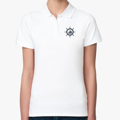 Женская рубашка поло Ship