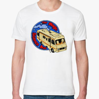 Футболка из органик-хлопка Волшебный автобус
