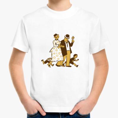 Детская футболка Прогулка