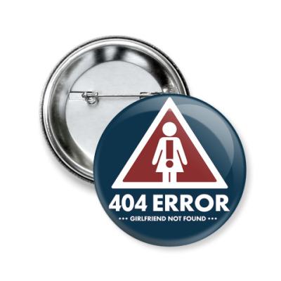 Значок 50мм 404 ошибка