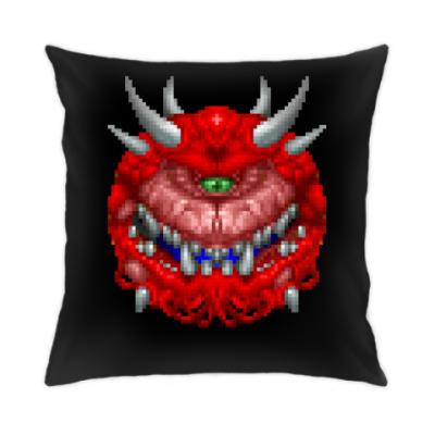 Подушка Cacodemon из Doom