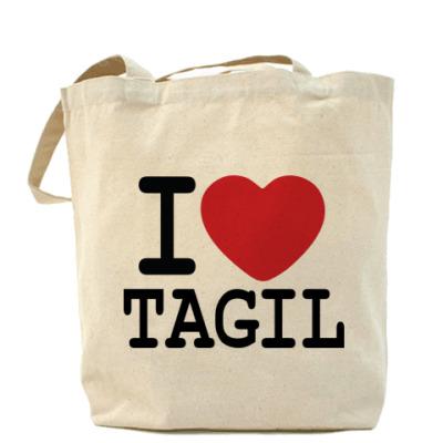 Сумка I Love Tagil