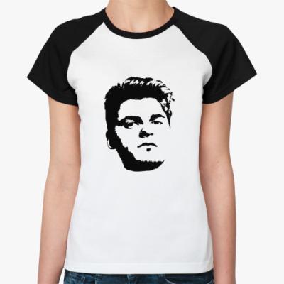 Женская футболка реглан Kozheed