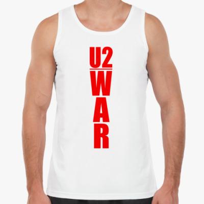 Майка U2 War