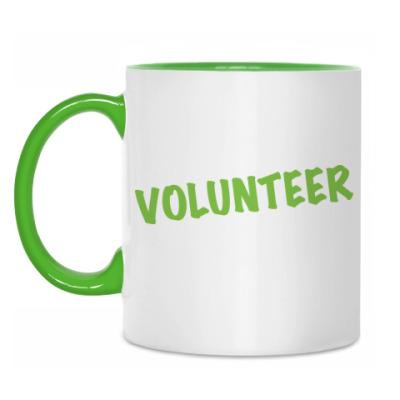 Кружка Volunteer