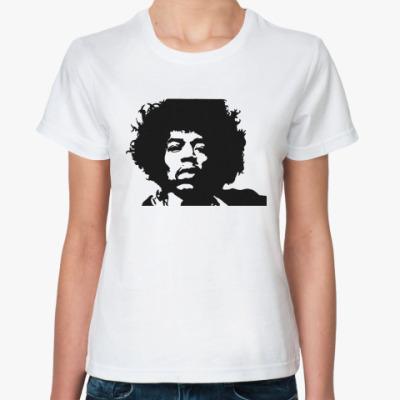 Классическая футболка   hendrix