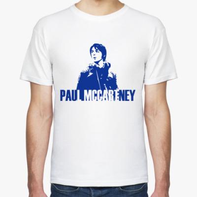 Футболка Paul Mccartney