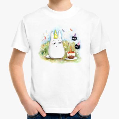 Детская футболка Chi Totoro's B-day