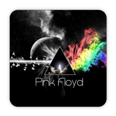 Костер (подставка под кружку) Pink Floyd