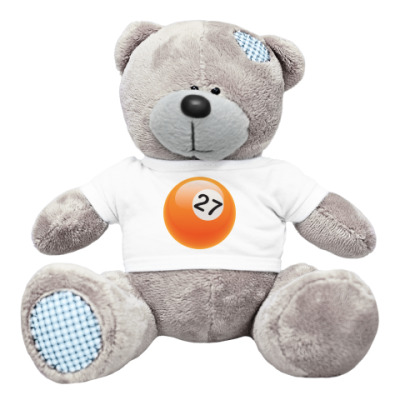 Плюшевый мишка Тедди Шар 27