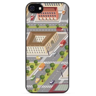 Чехол для iPhone Ретро