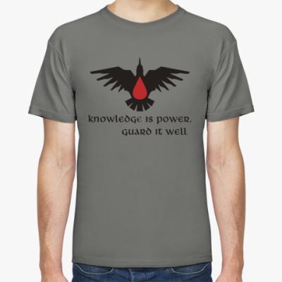 Футболка  (асф.) Blood Ravens