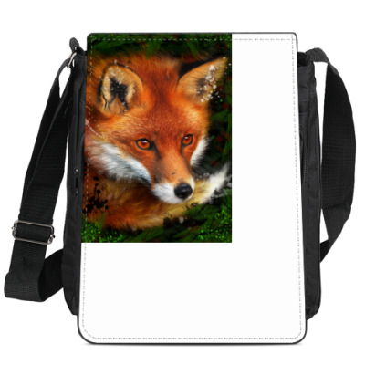 Сумка-планшет Хитрый лис