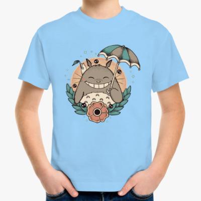 Детская футболка Smile Totoro