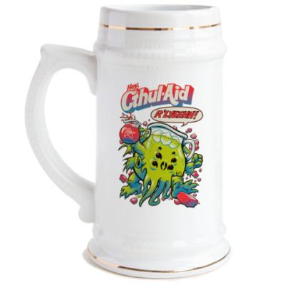 Пивная кружка Ктулху Cthul-Aid
