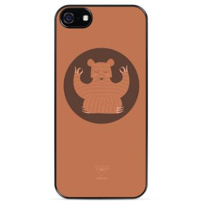 Чехол для iPhone Animal Zen: B is for Bear