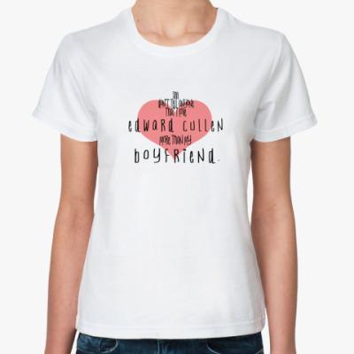 Классическая футболка Cullen