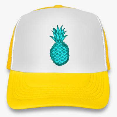 Кепка-тракер Зеленый ананас