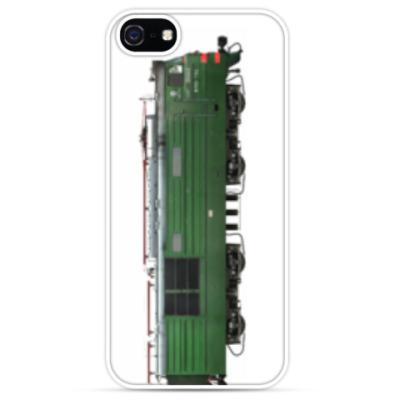 Чехол для iPhone Электровоз ВЛ10 Секция 2