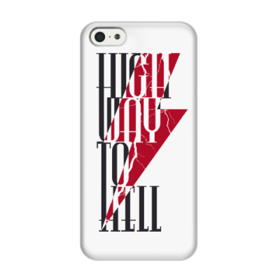 Чехол для iPhone 5/5s Highway To Hell