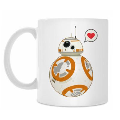 Кружка Sphero's Star Wars BB-8 Droid