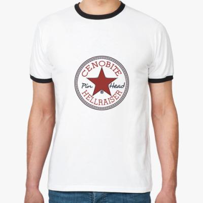 Футболка Ringer-T HELLRISER