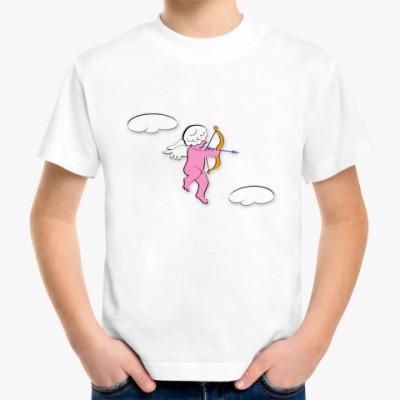 Детская футболка Амурчик