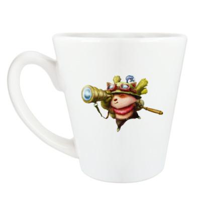 Чашка Латте Тимо из League of Legends