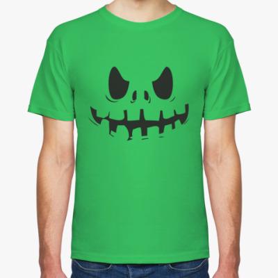 Футболка  Halloween Zombie